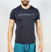 Camiseta Preta Training Shirt (Soul Eco®)